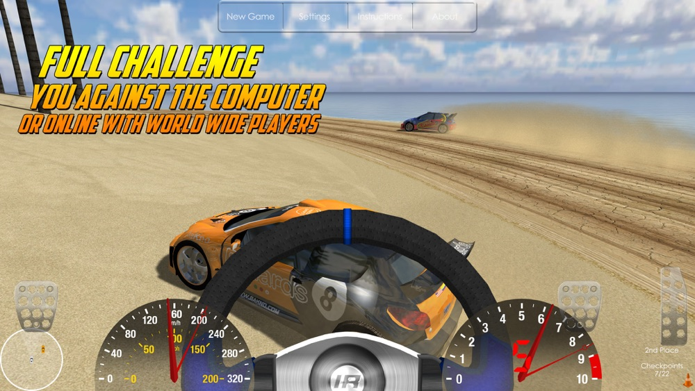 Island Racer Cheat Codes