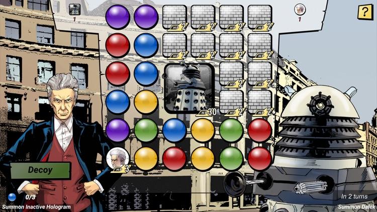 Doctor Who Infinity screenshot-0