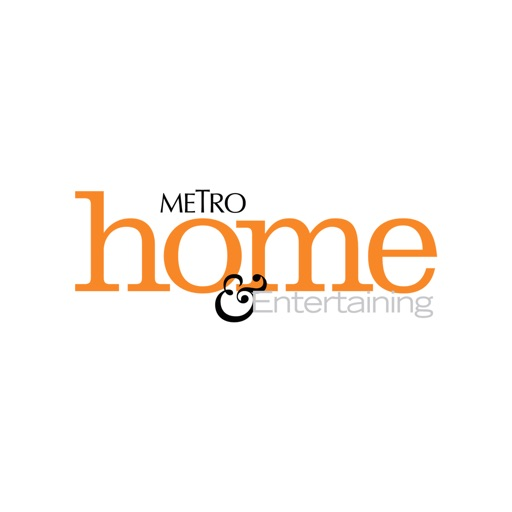 Metro Home and Entertaining icon