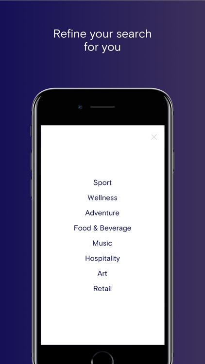 Winnow: Book, Travel & Escape screenshot-5