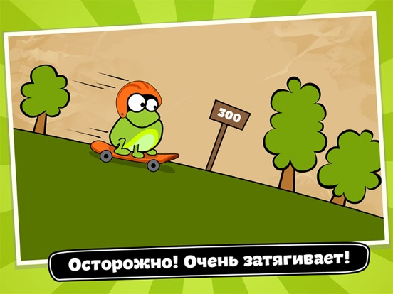 Tap the Frog: Doodle для iPad