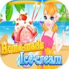 gioco di cucina gelato fatto icon