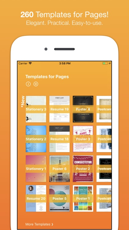 Templates for Pages (Nobody)