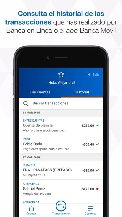 Banco General, S.A. screenshot-7