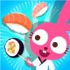泡泡兔经营日本料理店 - 做饭游戏和风物语
