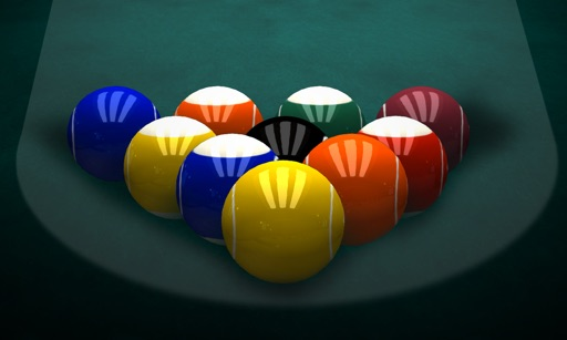 Pool HD —Eight Ball Multiplayer Billiards Game