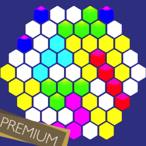 Hexagonal Merge - Premium.