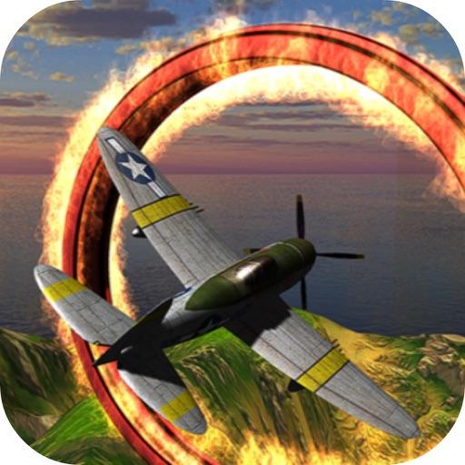 Airplane Stunts Challenge