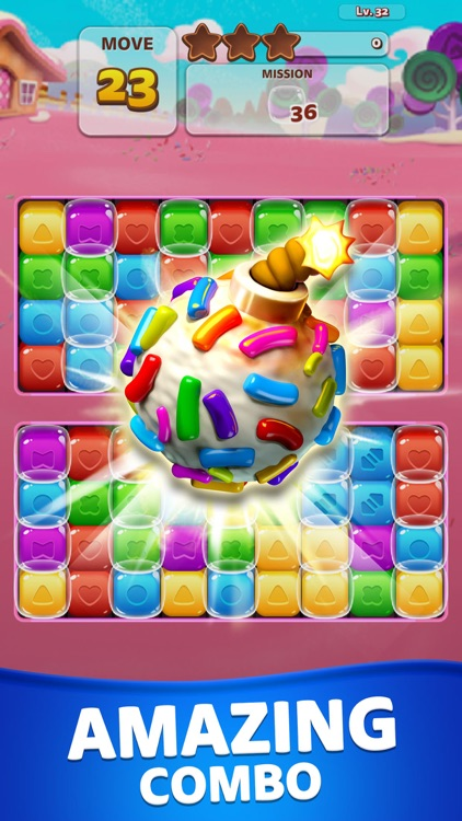 Jelly Pop Blast screenshot-7