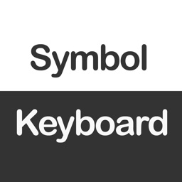 Symbol Keyboard - Unicode Symbols Characters Signs