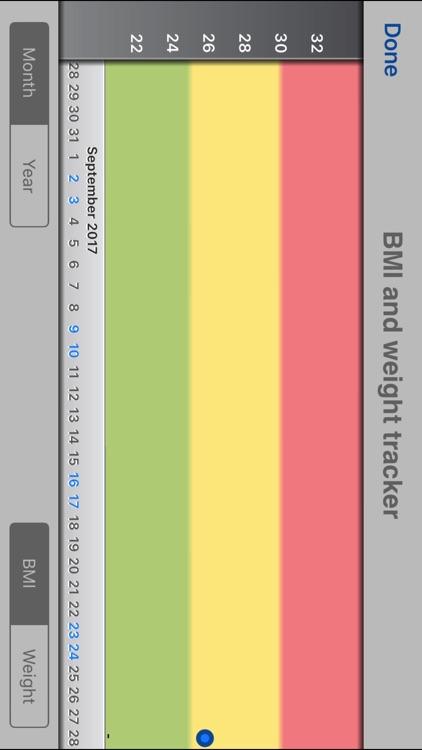 NHS BMI calculator screenshot-4