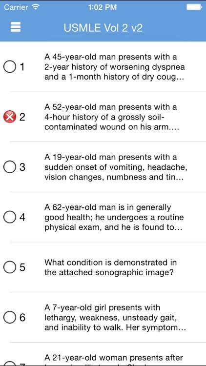 USMLE Step 2 Practice Exam v2