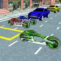 Codes for Futuristic Bike Racing Real 3D Parking Simulator Hack