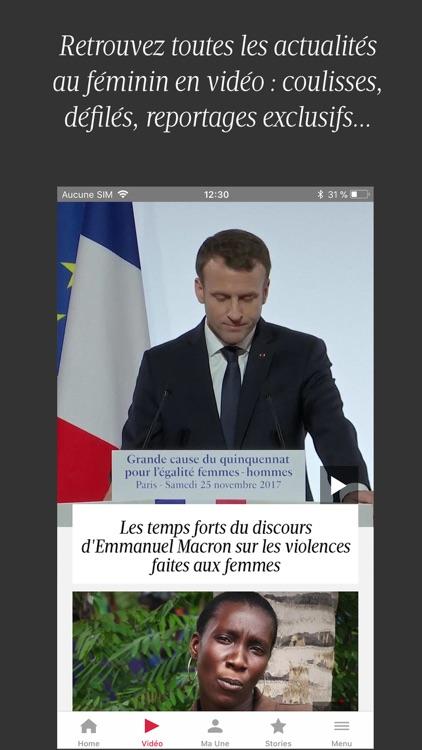 Madame Figaro, le news féminin screenshot-3