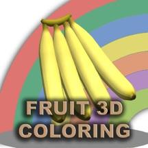 Fruit 3d Coloring