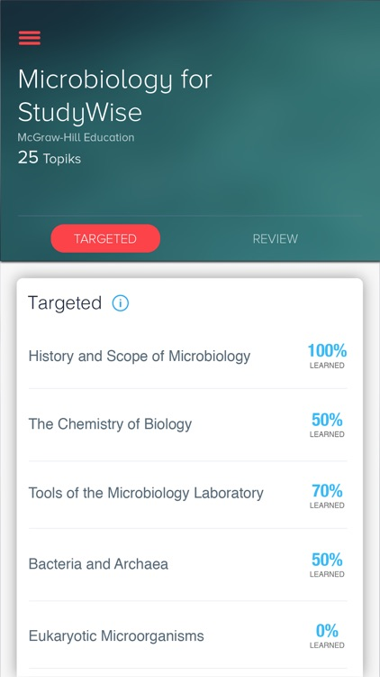 StudyWise Microbiology screenshot-0