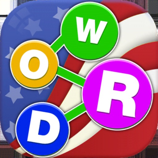 Download American Word Match King free for iPhone, iPod and iPad