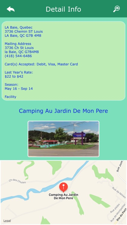 Quebec Campgrounds Guide