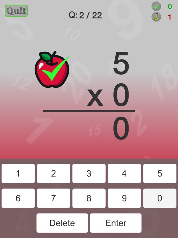Mathlete Jr. 2 screenshot 8