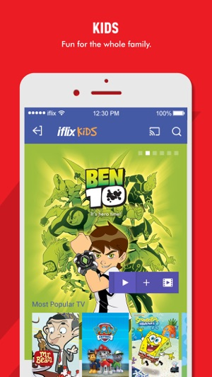 Iflix on the app store iflix on the app store stopboris Images