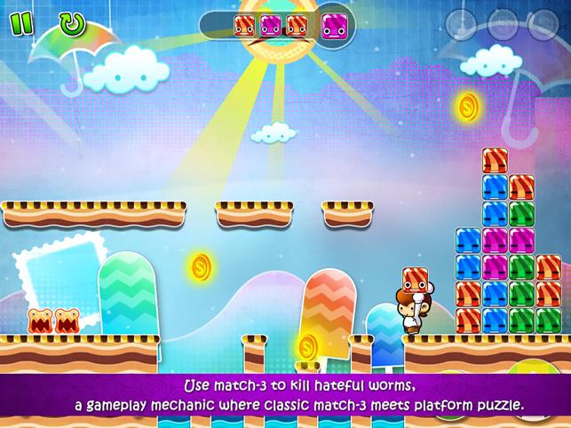 Candy Boy Screenshot