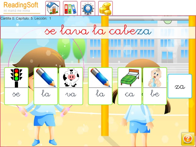 Learn to Read Spanish Course