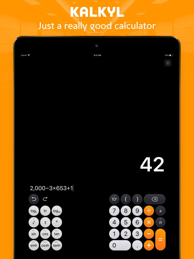 Kalkyl Screenshot