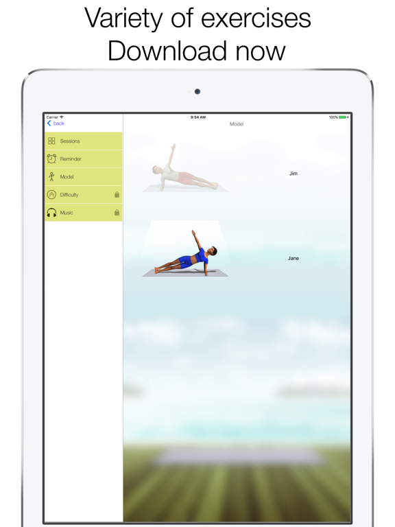 Quick Abs Workout-ipad-3