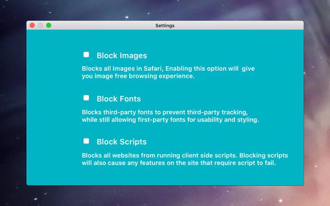 free block porn on mac