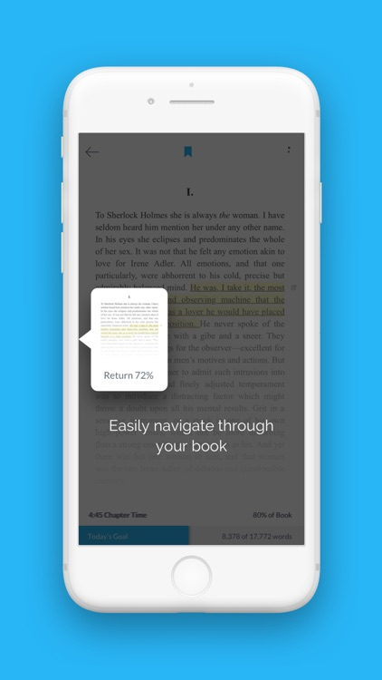 BookShout: eBook & Reading App screenshot-7