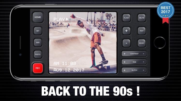 RAD VHS - Retro Camcorder VHS screenshot-0