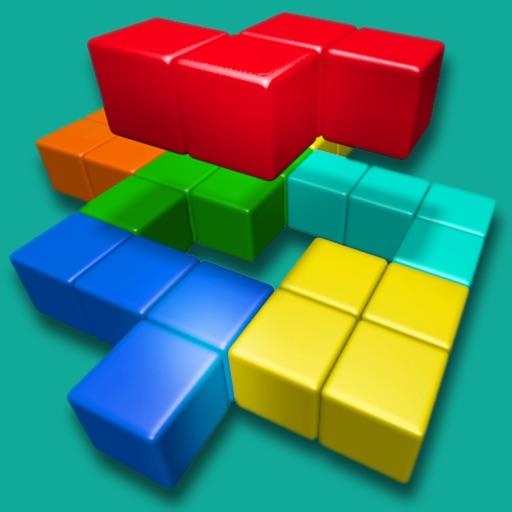 TetroCrate 3D: игра с блоками