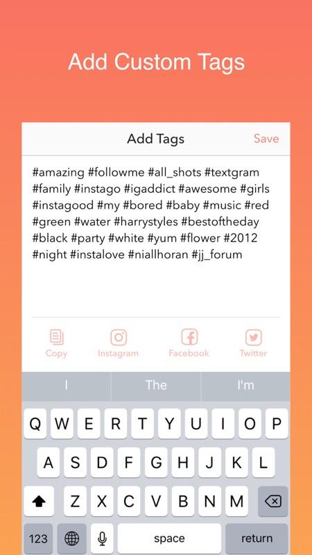 Hot Hashtags for Instagram, Facebook & Twitter - Online Game