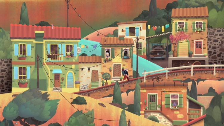 Old Man's Journey screenshot-2