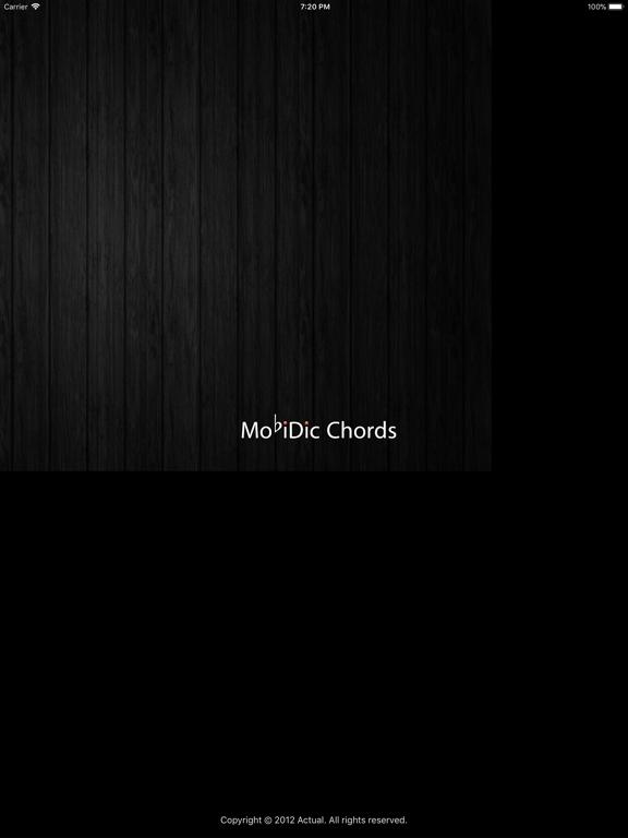 MobiDic Guitar Chordsのおすすめ画像1