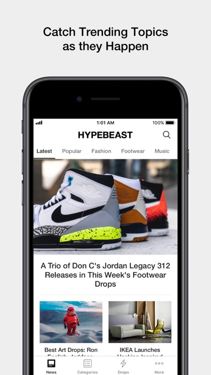 HYPEBEAST screenshot-0