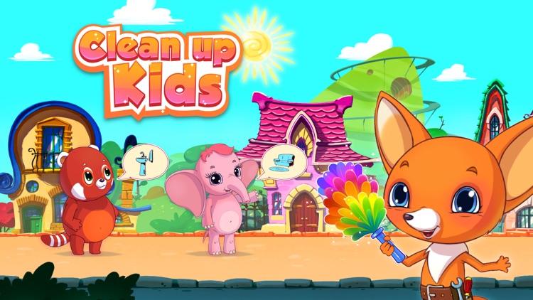 Clean Up Kids