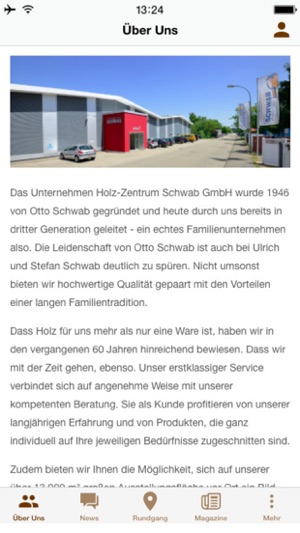 Holzschwab on the App Store