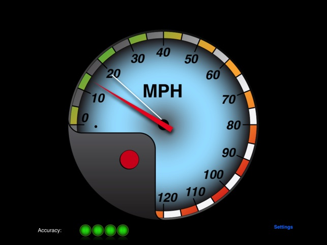 200 Kph To Mph >> Mph Kph Speedometer On The App Store