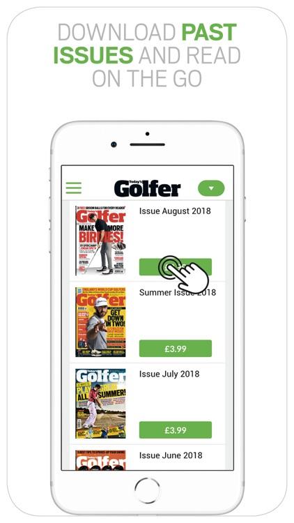 Today's Golfer: News & Stories screenshot-6