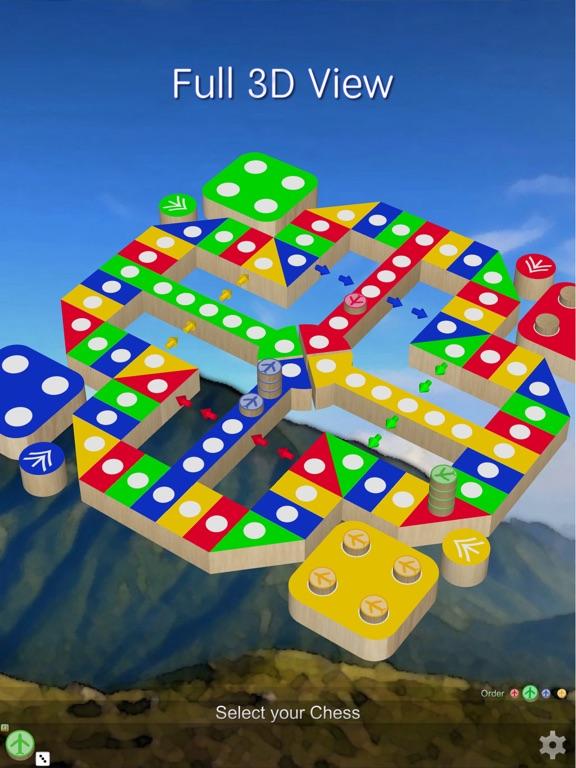 Aeroplane Chess 3D - LudoBoard screenshot 7