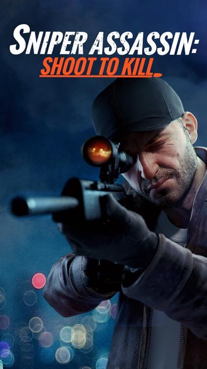 Sniper 3D: Shoot to Kill FPS screenshot-4