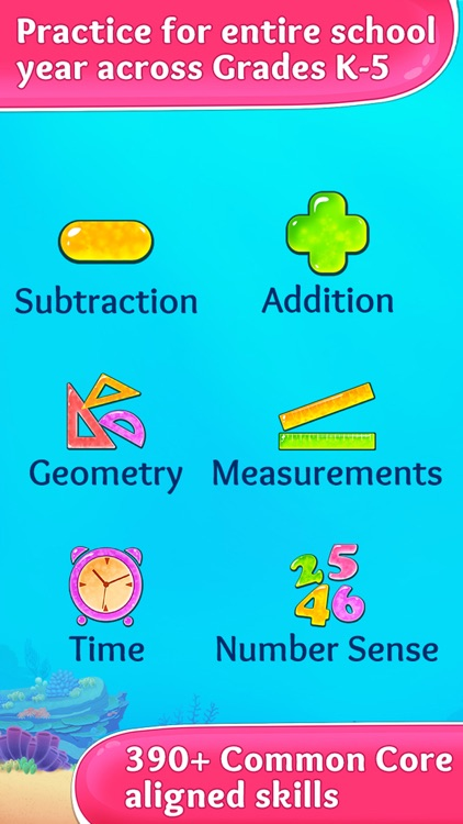 3rd Grade Math Games for Kids screenshot-1