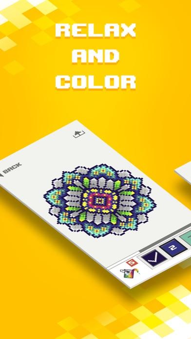 Pixel Land Color by Number art screenshot 1