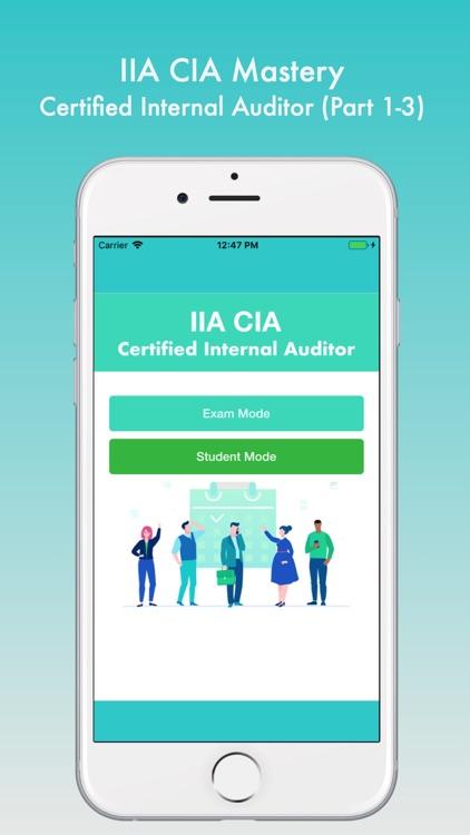 IIA CIA Mastery (Part 1-3)