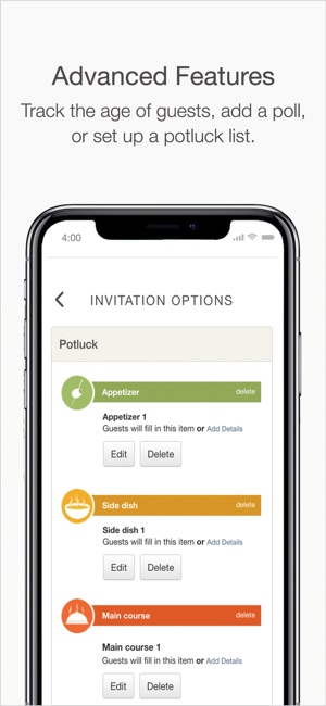 Punchbowl online invitations on the app store stopboris