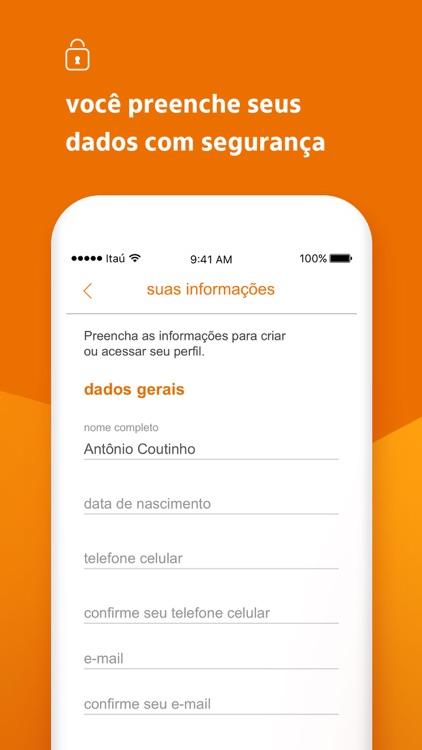 Itaú abreconta screenshot-3