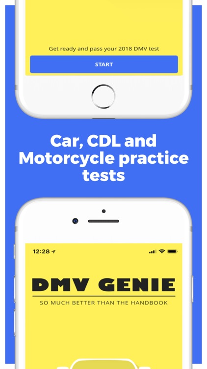 DMV Genie Pro: Car & CDL screenshot-0