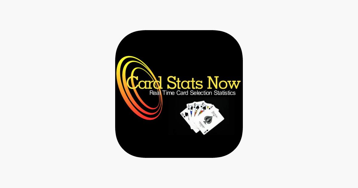 "App Store 上的""Card Stats"""