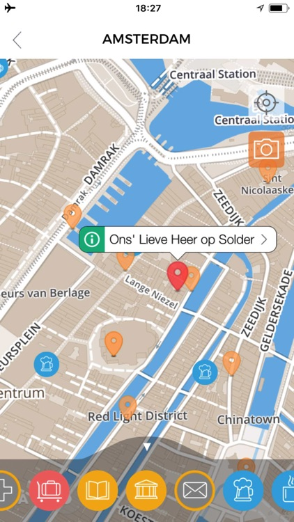 Amsterdam Travel Guide Offline screenshot-4